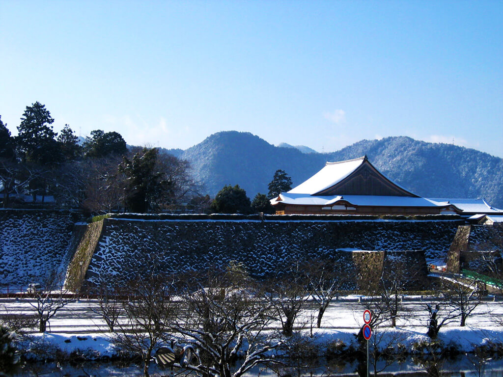 Sasayama Castle, The Dai-shoin (Sasayama city, Hyogo)