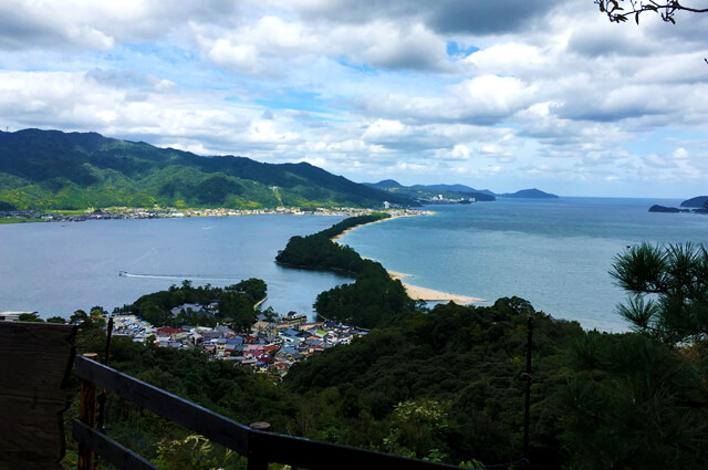 In and Around Amanohashidate