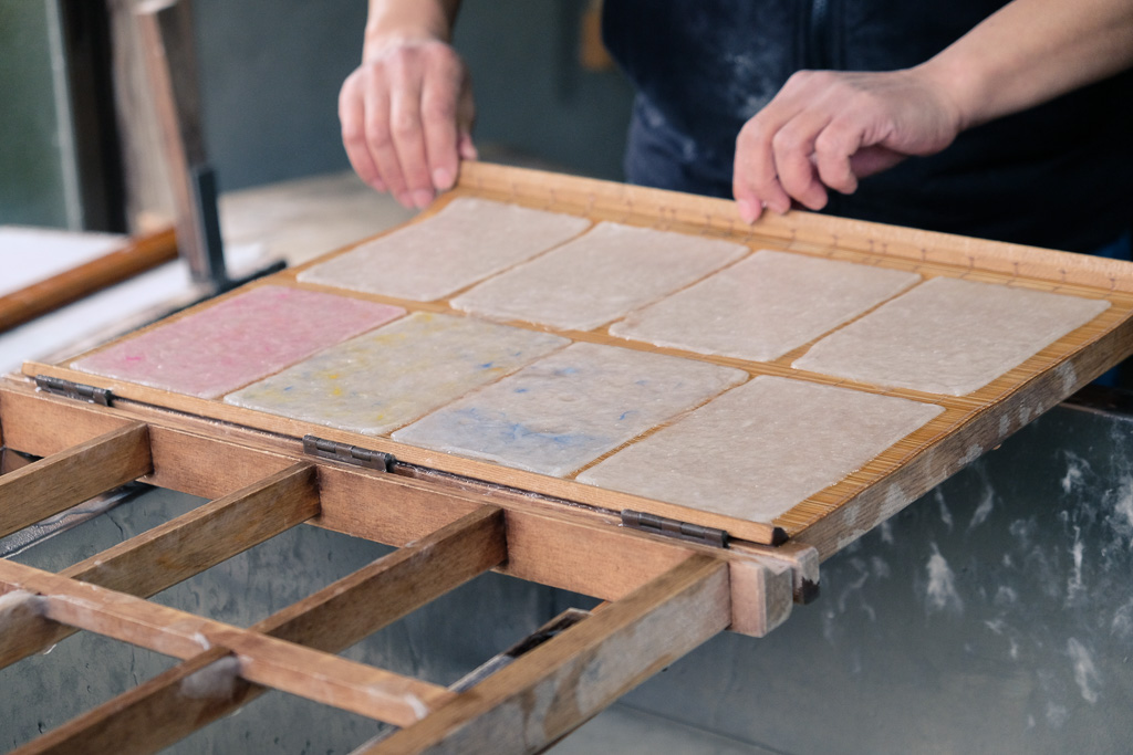 Traditional Japanese Craft of Kurotani Washi Paper in Kyoto 2020 | Visit North Kansai